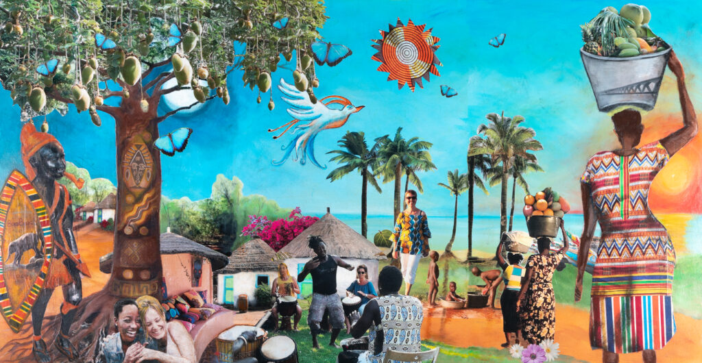 Baobeach Villages, Vision, Eco-Lodges, Kulturreisen