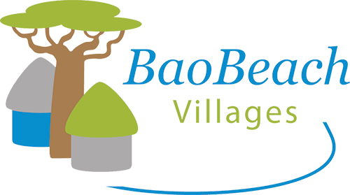 Transparentes Logo transparent BaoBeach Villages