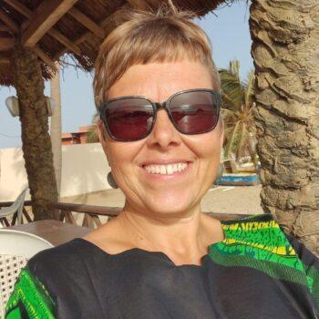 Mag. Anna Oladejo, Deutsch, Englisch, etwas Französisch